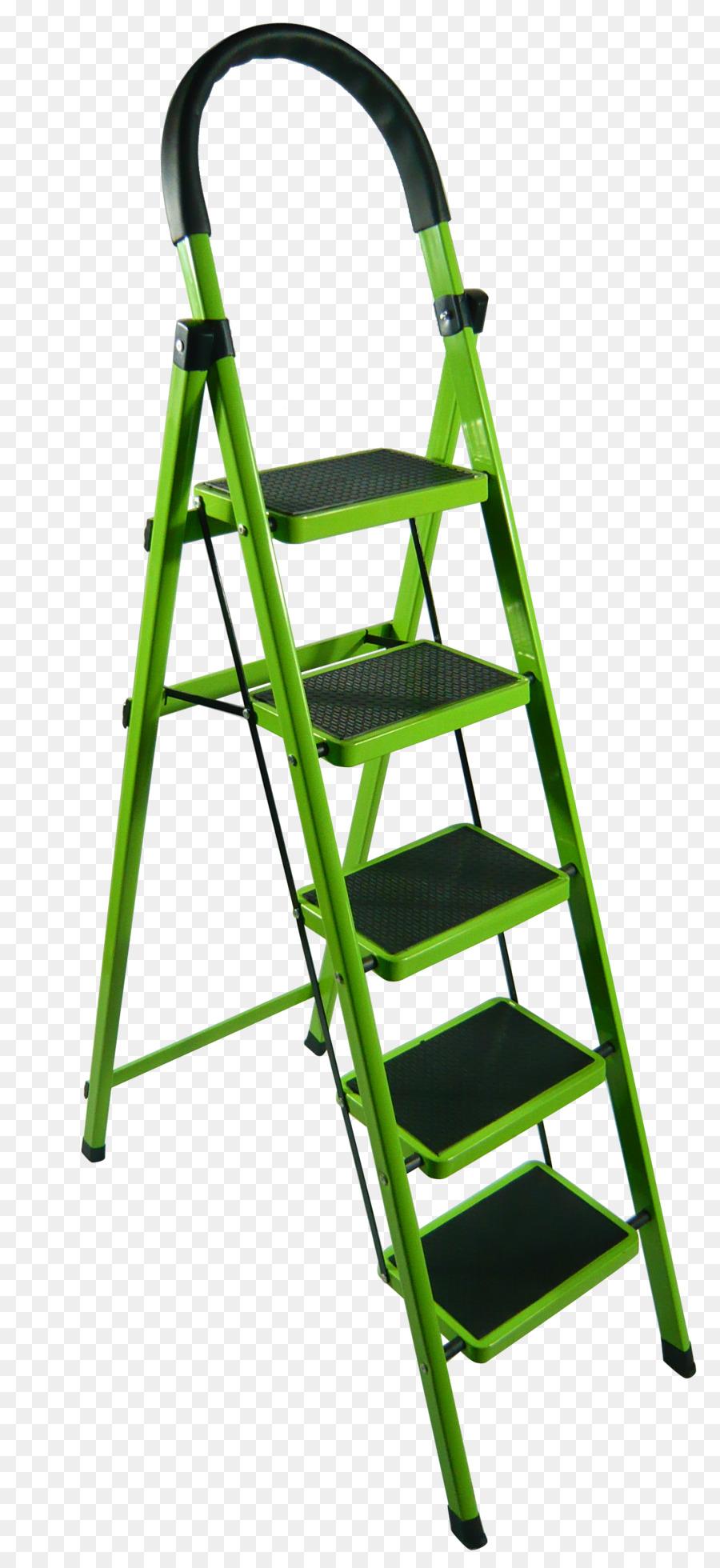 ladder stairs aluminium green aluminum stairs - Aluminum Stairs