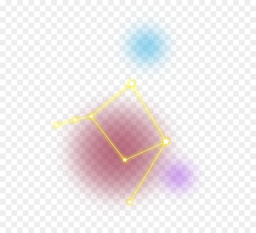 Cahaya Segitiga Wallpaper Keren Bintang Dan Konstelasi Unduh