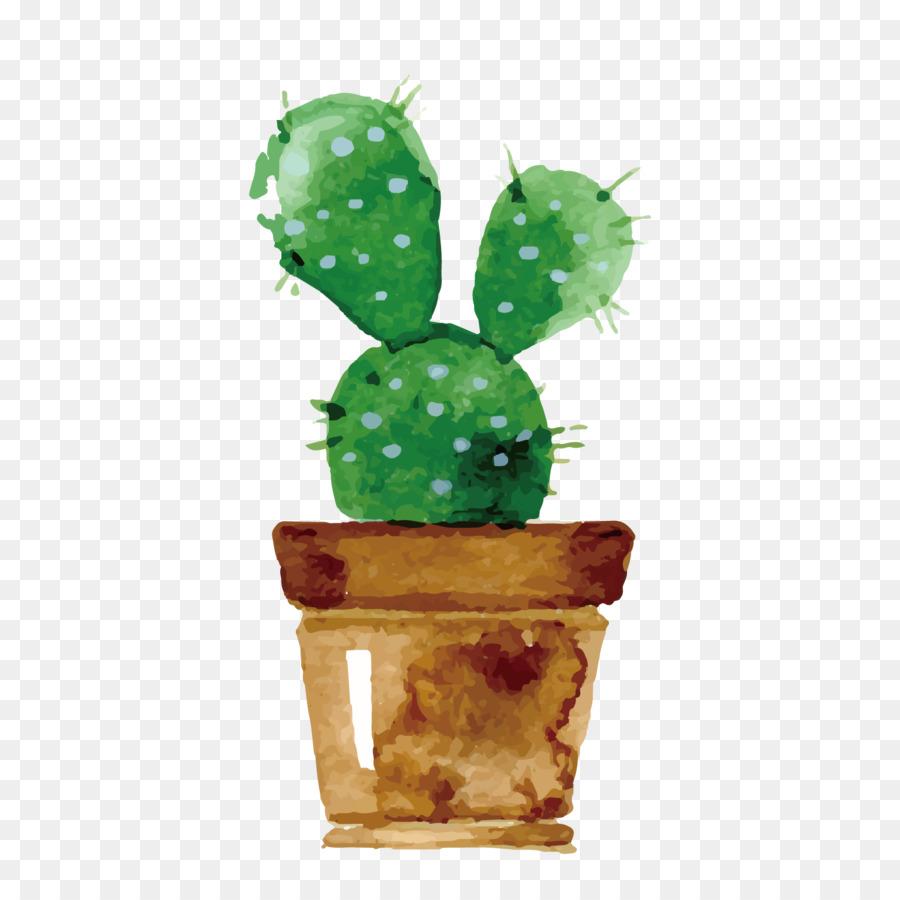 Cactus Cartoon png download - 1500*1500 - Free Transparent