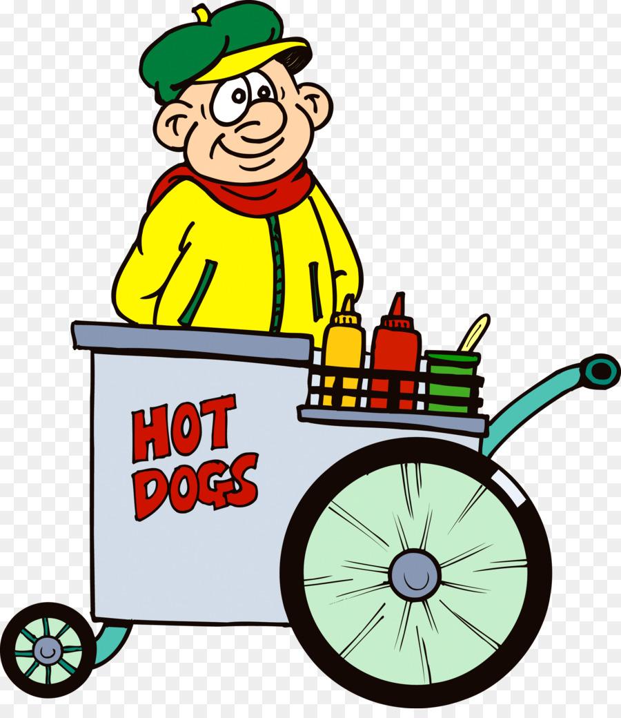 hot dog cart street food hot dog stand clip art hot dog png rh kisspng com  clip art cartoon hot dogs