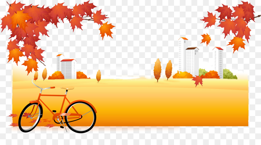 computer file vector autumn background poster prime png download