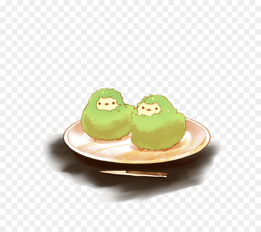 recipe: japanese green tea petits fours [27]