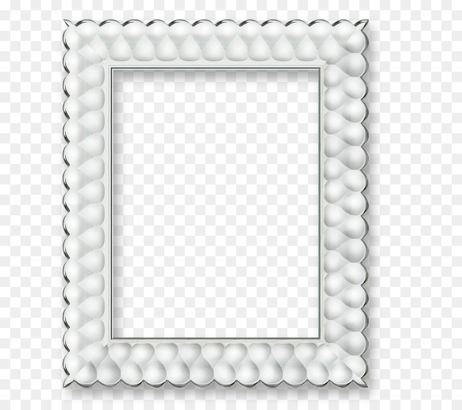 Picture frame White Digital photo frame Photography - White Frame ...