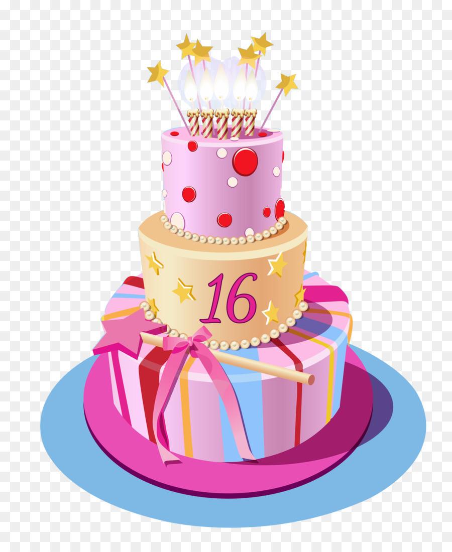 Birthday Cake Wedding Cake Wish Greeting Card Layer Cake Png