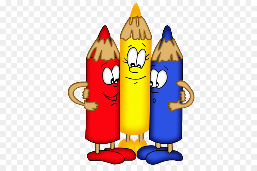 Colored pencil Coloring book Crayon Clip art Cartoon color pencil