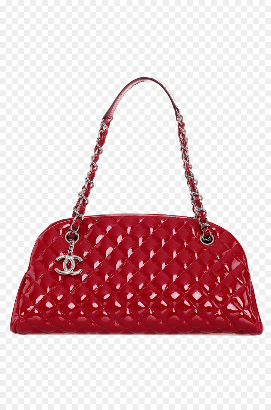 fd3f7aa63035 Chanel Tote bag Leather Handbag - CHANEL red patent leather bag png ...