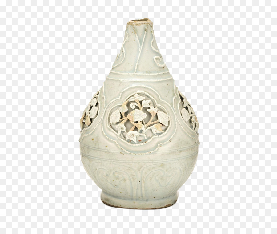 China Vase Ceramic Decorative Arts Chinese Ornaments Jars Png