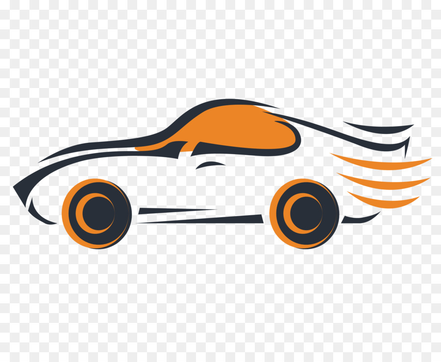 Sports car Logo - Vector sports car car wire frame PNG picture 4583 ...