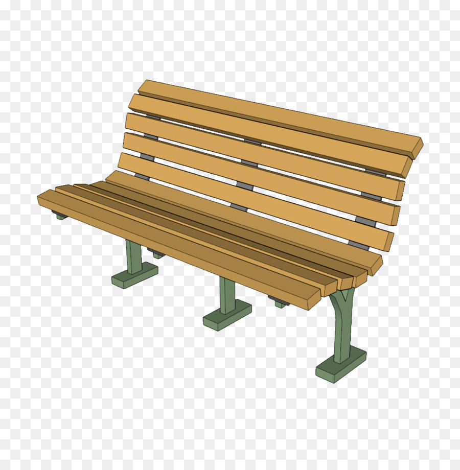 Chair Bench Park Couch Park Sofa Png Download 1035 1050 Free
