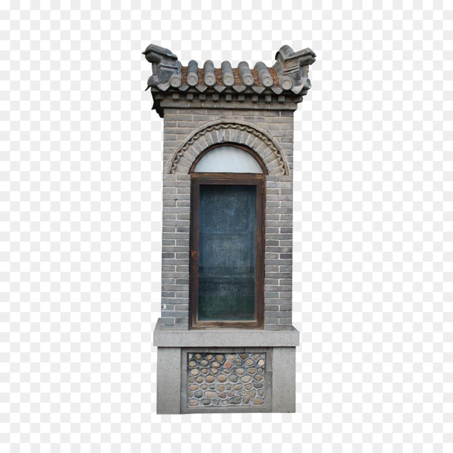 Taian Window Wall Door - The old door png download - 600*896 - Free ...