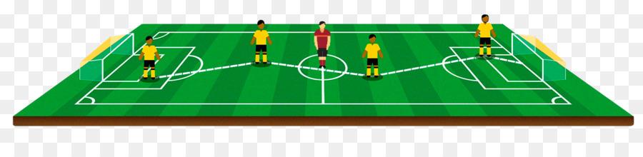 Football Pitch Drawing Cartoon Stadium Football Field Png Download