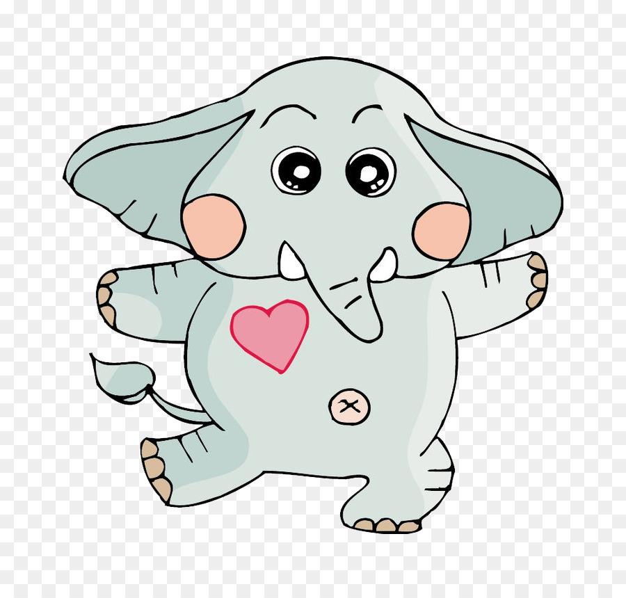 Libro para colorear de Niño Tigre Dibujo de Elefante - El baile del ...
