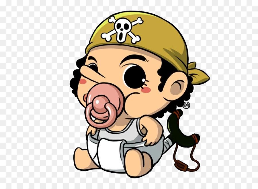 Monkey D Luffy Nami Franky Usopp Nico Robin Pirate Baby