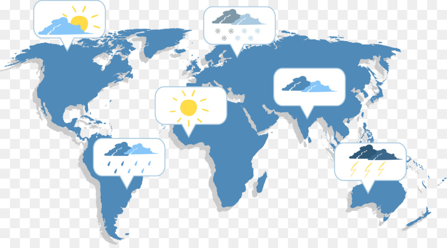 Weather Forecasting Climate Weather Map World Weather Map Png