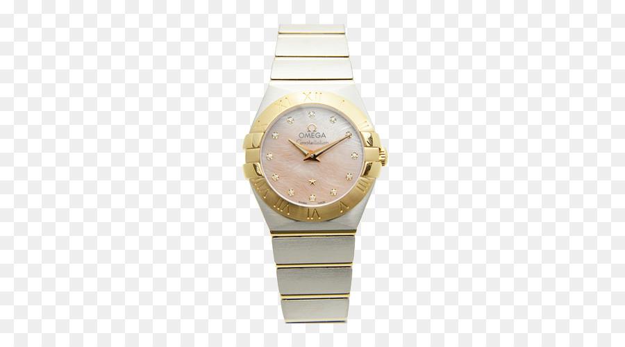 fbfe3fb2e40 Relógio Omega SA Omega Seamaster Correia Designer - Omega Constellation  Ladies Watch