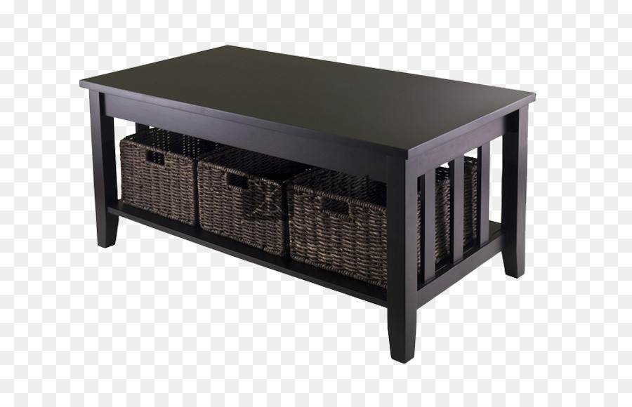Espresso Coffee Table Cafe Mission Style Furniture   Black And Elegant  Hotel Lobby Coffee Table