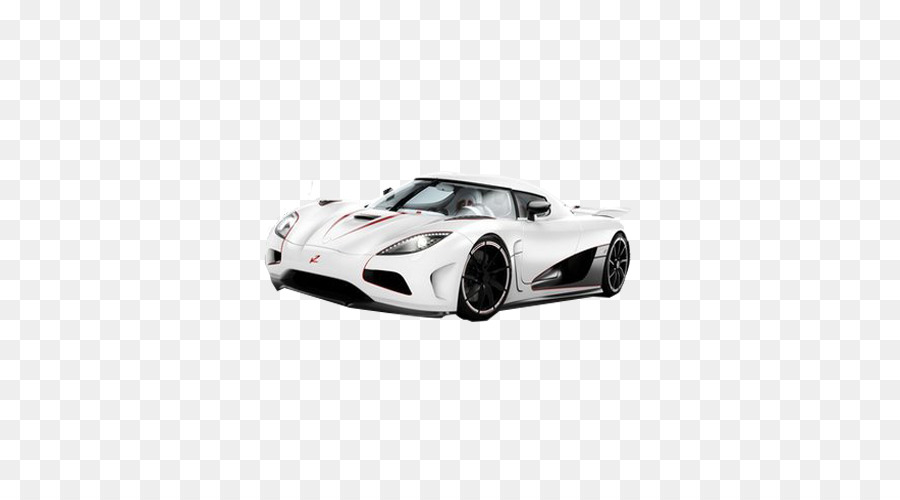 Koenigsegg Agera R Geneva Motor Show Car Koenigsegg One:1   White Sports Car