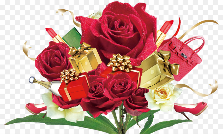 Garden Roses Beach Rose Flower Gift Rose Gift Png Download 1000