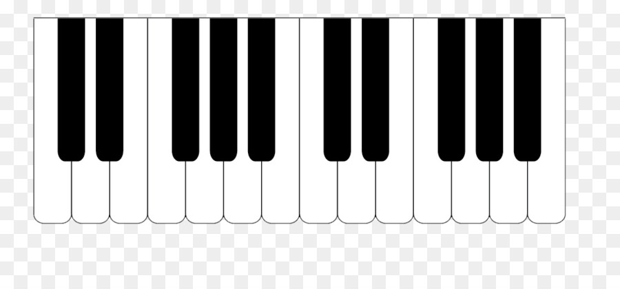 Piano Suspended Chord Minor Scale Piano Keyboard Png Download