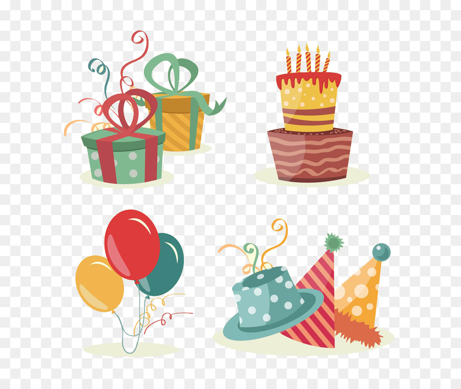 Birthday party hat icon birthday elements png download 800754 food line birthday party hat hat greeting card encapsulated postscript download android balloon software gift birthday party cake cartoon m4hsunfo