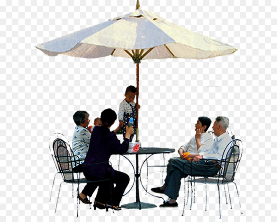Table Matbord Umbrella Dining Room Outdoor Dining Table