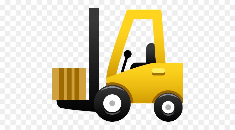 Forklift Heavy Equipment Logistics Machine Truck Vector