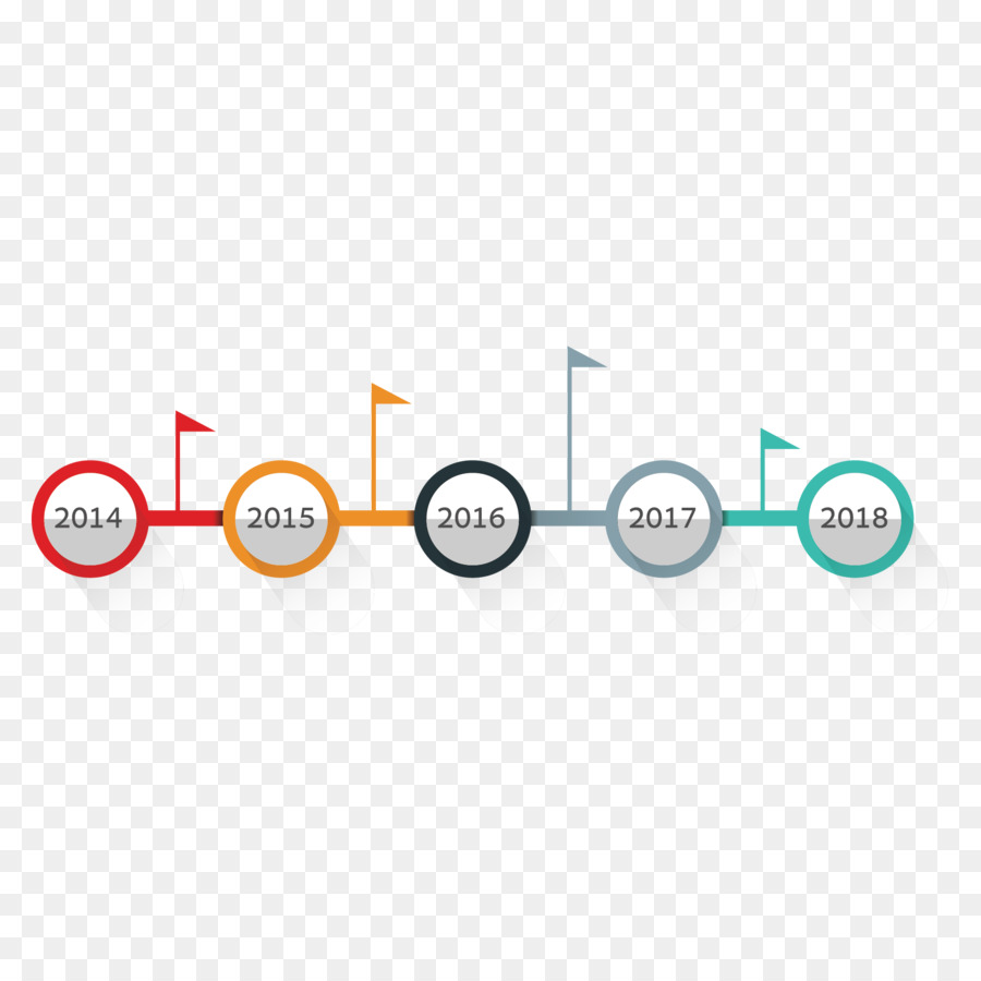 timeline chart - vector time axis png download