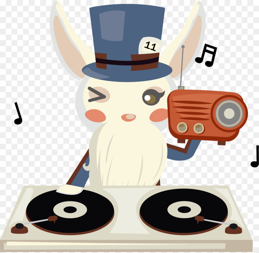 Disc Jockey Clip Art