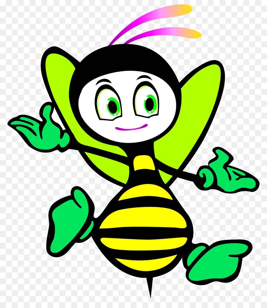 Apidae Kartun Clip Art Kartun Lebah Unduh Seni Karya Seni
