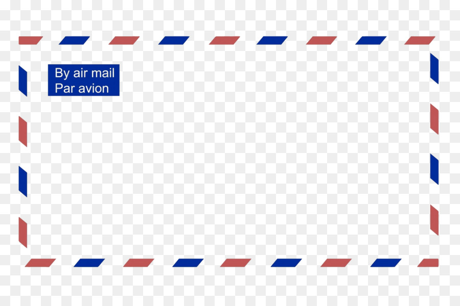 Letter Envelope Address Template