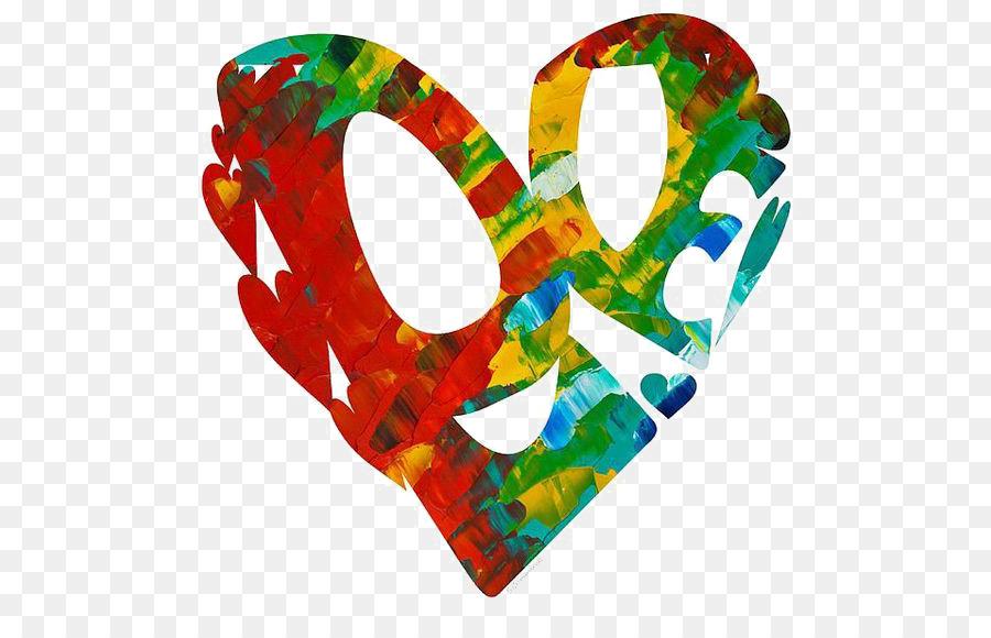 Hati Cinta Asmara Graffiti Cinta Graffiti