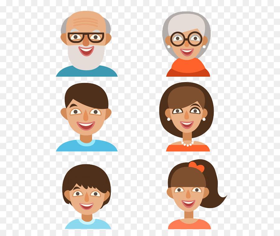family cartoon royalty free clip art family members avatar png