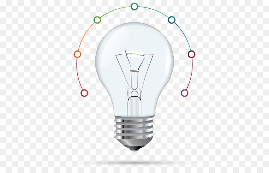 incandescent light bulb infographic chart