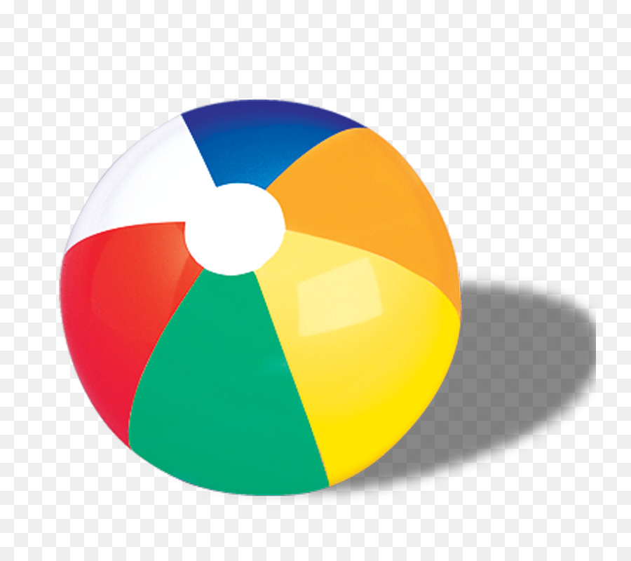 Beach ball Color Game - volleyball png download - 800*800 - Free ...