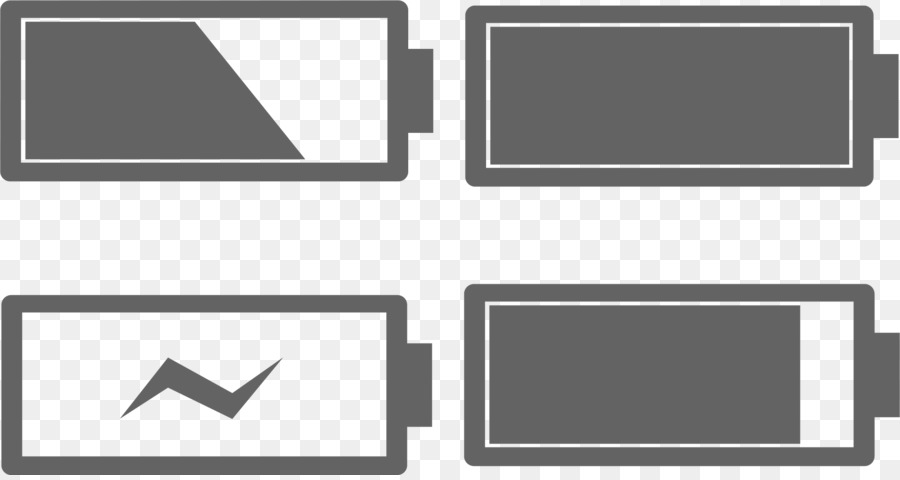 Battery charger Symbol Icon - Battery symbol png download - 1896 ...