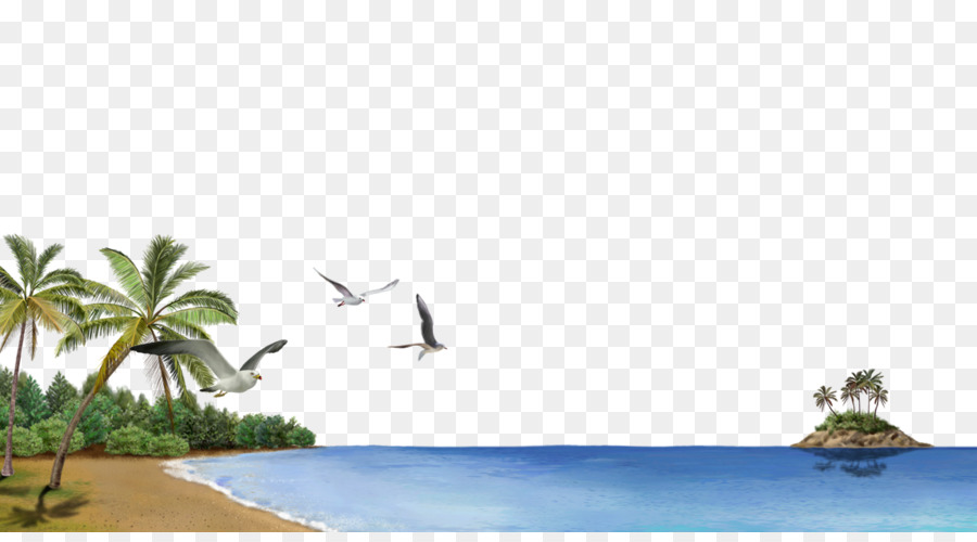 Beach business card ocean beach background png download 1100600 beach business card ocean beach background colourmoves