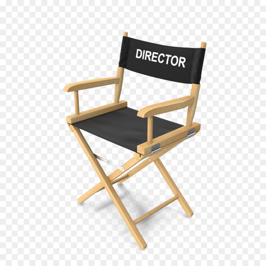 Directors chair Film director - The director marked directors chair  sc 1 st  PNG Download & Directors chair Film director - The director marked directors chair ...