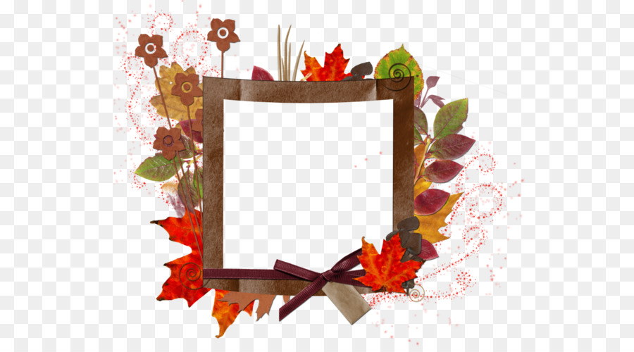 Picture frame Autumn Photography Mobile app - Leaf frame png ...