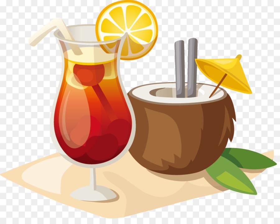 Juice Soft Drink Cocktail Coconut Water Milk