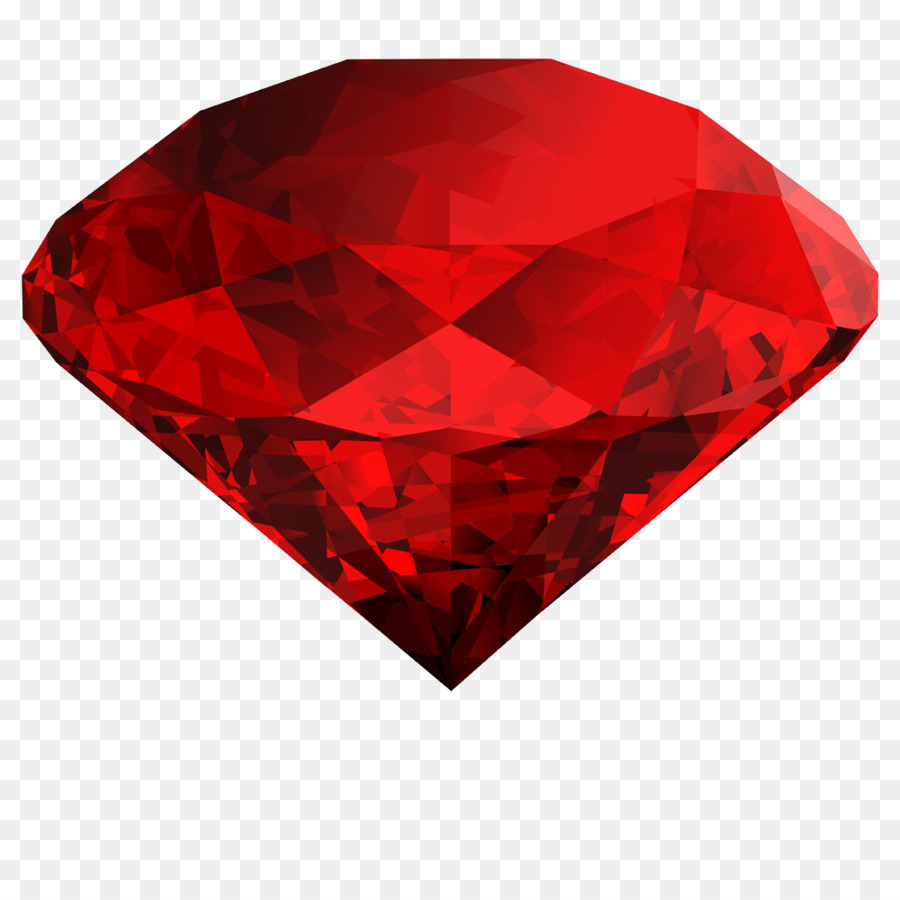 ruby diamond vector colourbox red stock shiny