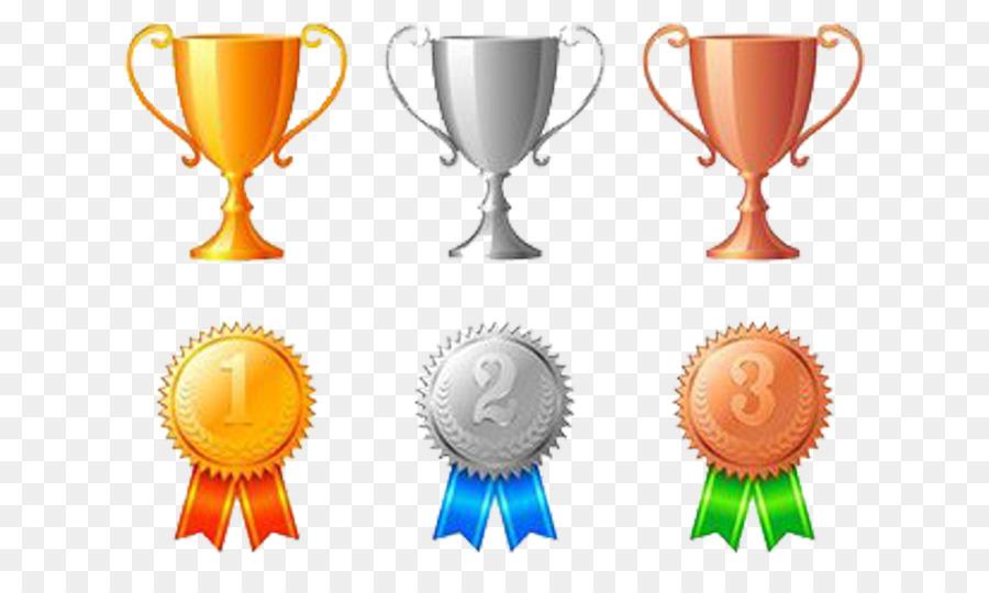 Trophy Award Royalty Free Clip Art