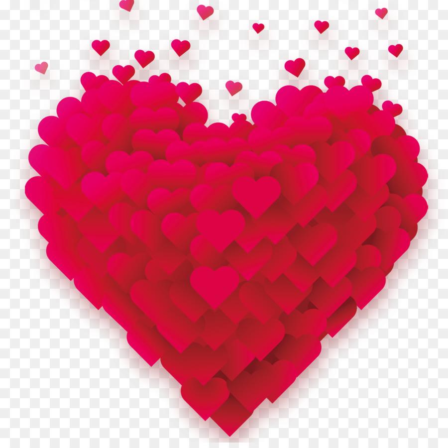Liebe Herzen Glück Valentinstag Whatsapp Herz Png Herunterladen