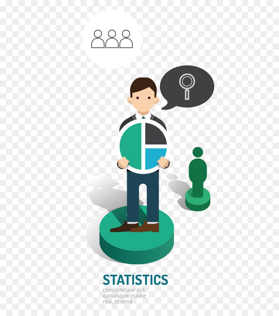 Gráfico Infografía - Tres dimensiones del vector de personas de ...
