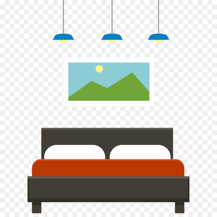 Furniture Bedroom Vector Beds Png Download 2083 2083 Free