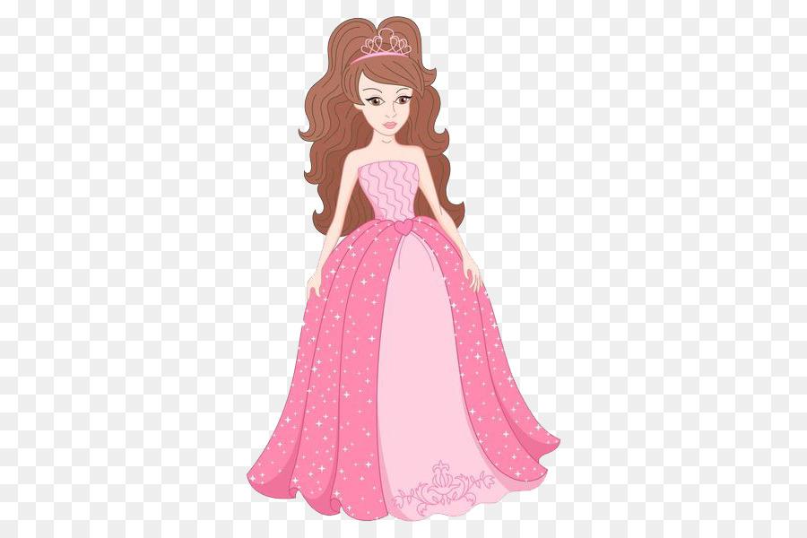 Vestido de fotografía de Stock libres de Regalías a la Princesa ...