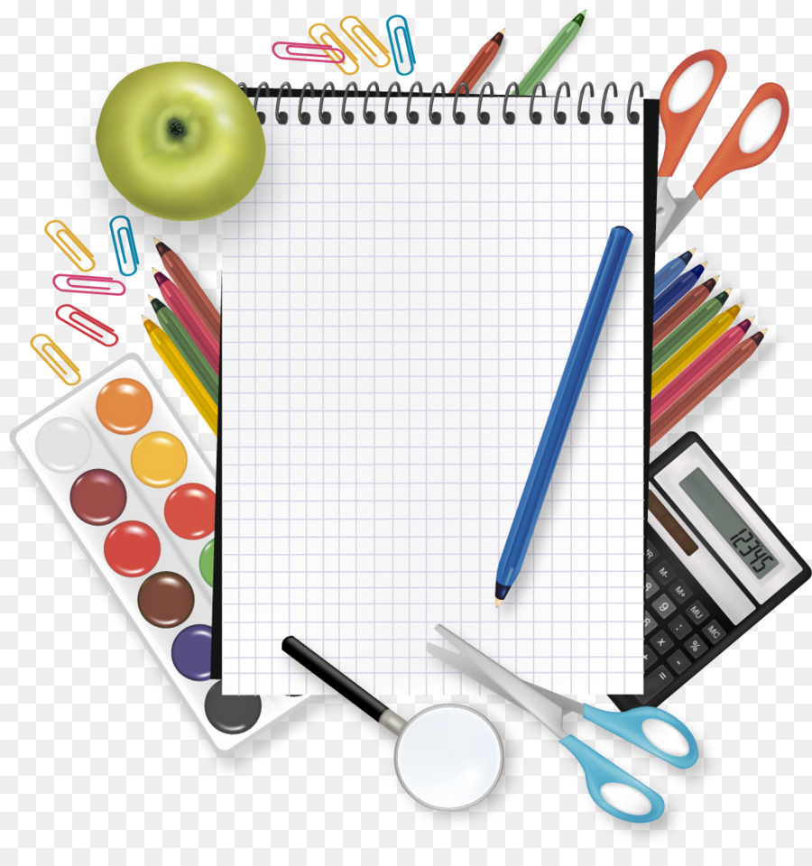 Stationery Decorative Painting School Supplies