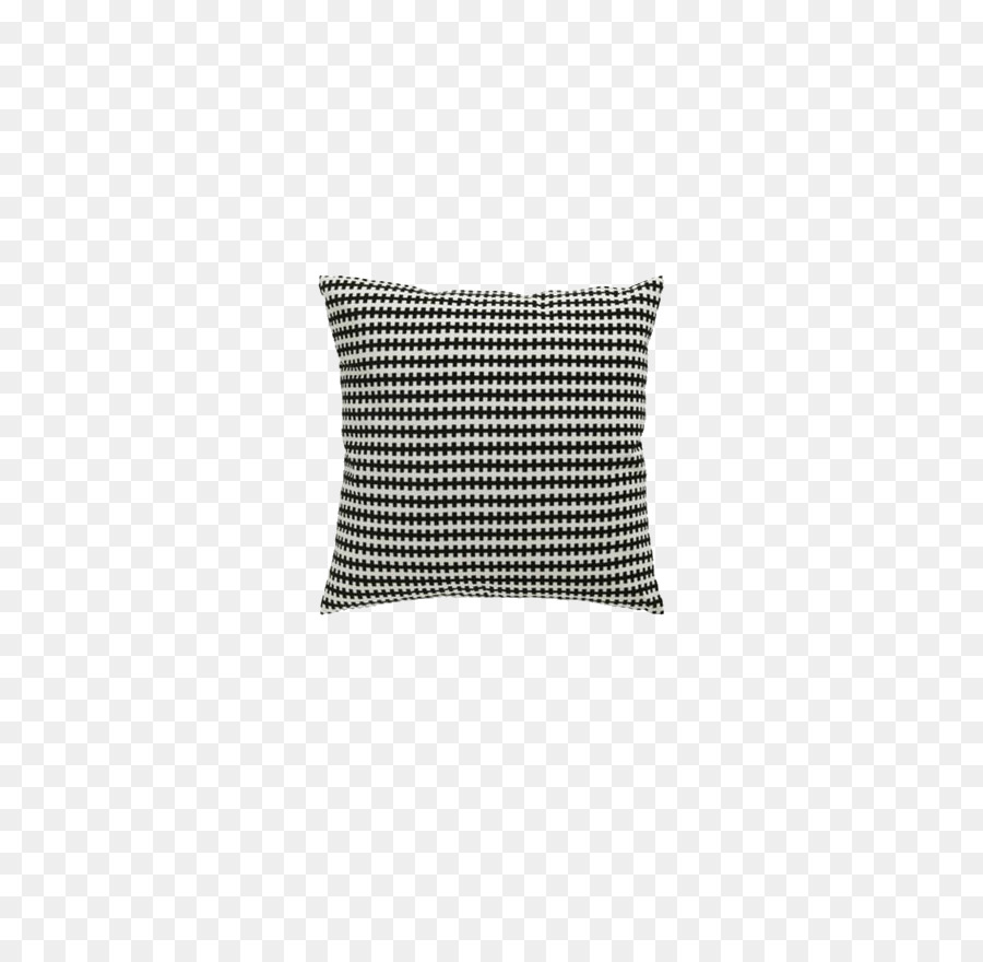 Throw Pillow Cushion Expedit Ikea Black And White Plaid Pillow Png