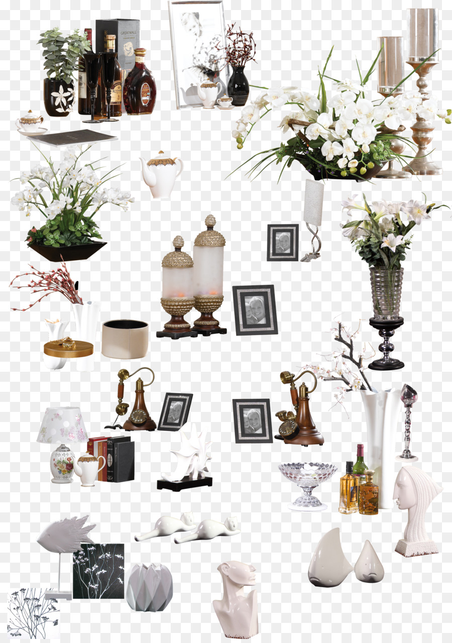 Table Furniture Download Interieur - Home decorations png download ...