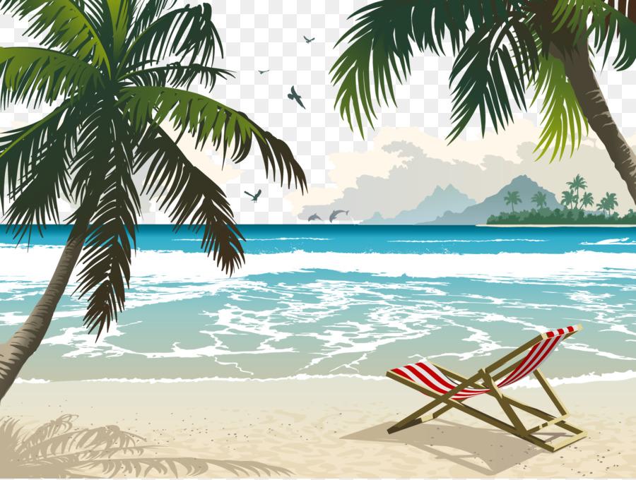 hawaiian beaches sandy beach stock photography vector beach png