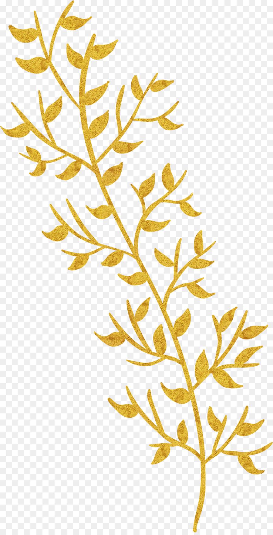 Leaf Gratis Download Golden Leaves Png Download 2029